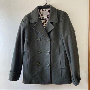 Delias Pea Coat